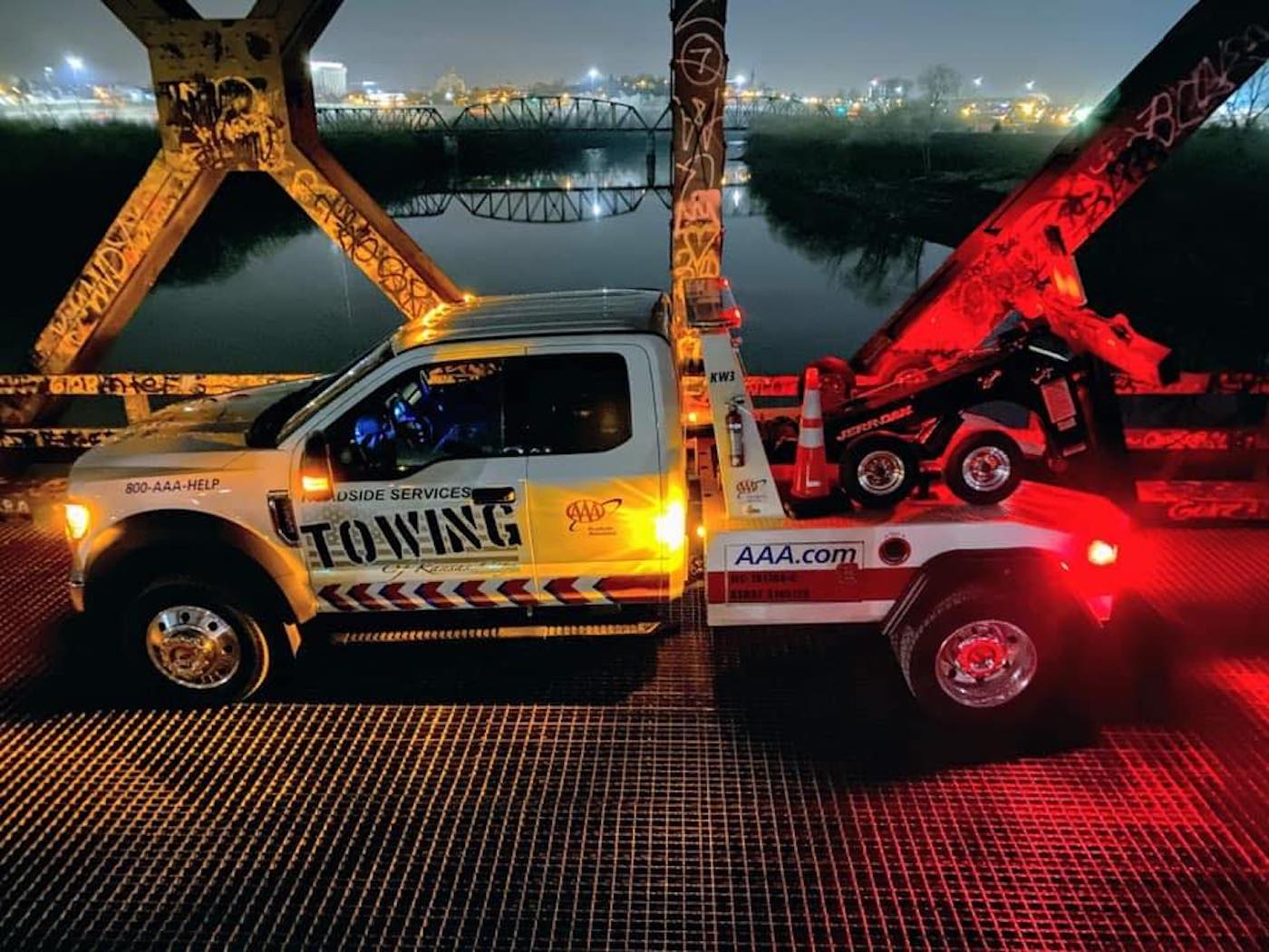 Roadside Services Towing of Kansas City MO